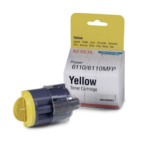 Xerox Phaser 6110/6110MFP Toner yellow (1k)