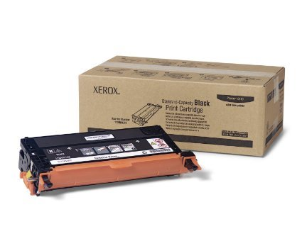 Xerox Phaser 6180 Black cartridge (3000 pages)