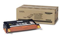 Xerox Phaser 6180 Yellow High cap cartridge (6000 pages)