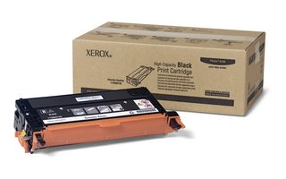 Xerox Phaser 6180 Black High cap cartridge (8000 pages)