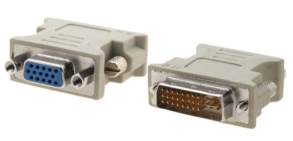 Redukcia DVI - VGA