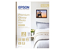 Epson papier Premium Glossy Photo, 255g/m, A4, 15ks