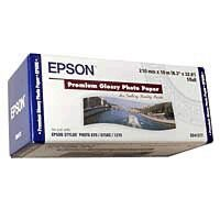 Epson papier Premium Glossy Photo Roll, 255g/m, 210mm x 10m
