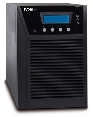 EATON UPS 1/1fáza, 3000VA - 9130i3000T-XL (OnLine) Tower