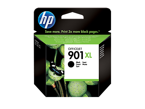 HP 901XL Black Officejet Ink Cartridge
