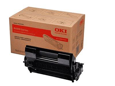 OKI Toner a obrazový valec do B6500 (13 000 strán)