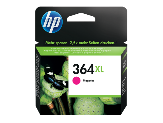 HP 364XL Magenta (750 strán)