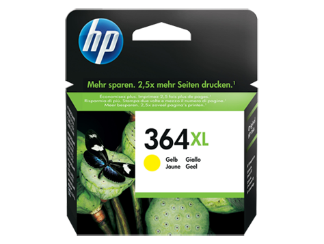 HP 364XL Yellow (750 trán)