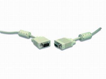 VGA kábel 15M/15M s feritovym tienenim 30m