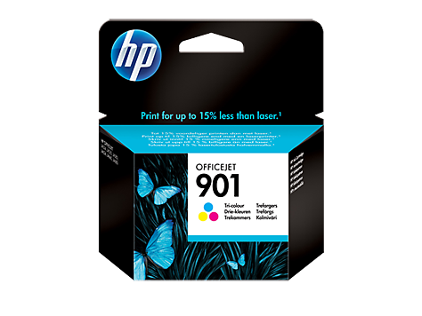 HP 901 Color Officejet Ink Cartridge