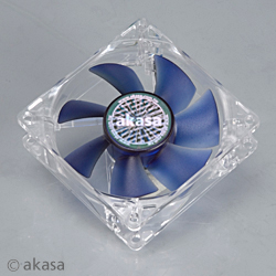 AKASA AK-FN053, 120mm smart 4 pin, PWM contolled fans
