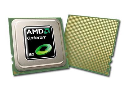 AMD, Opteron Qual Core Model 8378 (2.4GHz) 45nm Shanghai