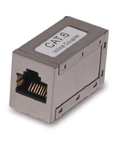CNS prepojovacia spojka Cat5e STP - 2x female 8p8c