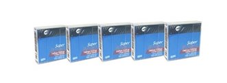 DELL Media LTO4 800GB/1.6TB Tape Cartridge 5-pack (Kit)