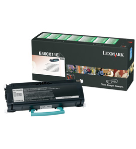 Lexmark E460, 15K Extra High Yield ;Corporate Cartr