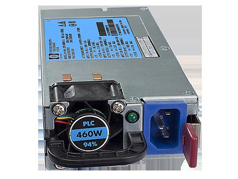 HP 460W HE 12V Hotplg AC Pwr Supply Kit