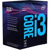 Intel® Core™i3-9100F processor, 3,60GHz,6MB,LGA1151 BOX, s chladičom
