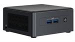 """INTEL NUC Tiger Canyon/Kit NUC11TNHi7/i7-1165G7/DDR4/USB3.0/LAN/Wifi/IrisXe/M.2 + 2,5"""""""