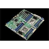 """Intel® S2600CW2SR 2xLGA2011-3, 16xDDR4, 10xSATA, 2x 1GbE LAN, 12""""x13"""", PCI-E, Cottonwood Pass"""