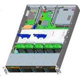 Intel®Server R2208WTTYSR Rack 2U, 2xE5-2600V3/V4, 24xDDR4 RDIMM, 8x2.5'' HDD HotSwap, 8xSATA ports,2x10Gb LAN, 1+0 1100W