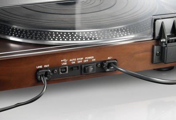 LENCO TT-28 R - retro gramofón