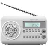 LENCO MPR 033 - prenosné FM rádio s USB a čítačkou SD