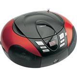 LENCO SCD-37 USB Red - prenosný CD/MP3 prehrávač