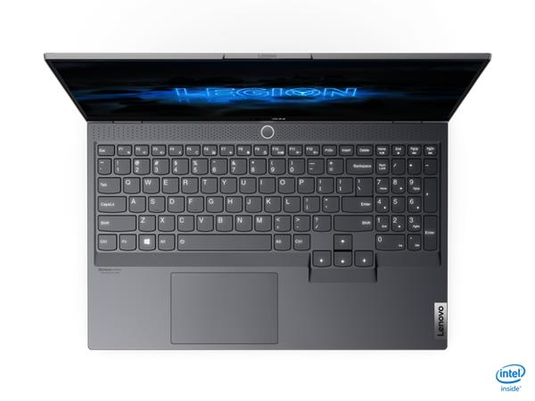 "Lenovo IP LEGION S7 15IMH5 i7-10875H 15.6"" UHD matny 500N NVIDIA RTX 2060/6GB 32GB 1TB SSD kb-light W10Pro sedy 2y PC OS"