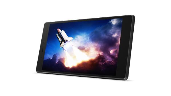 """Lenovo IP Tablet Tab 4 7 MT8167D 1.3GHz 7"""" IPS Touch 1GB 16GB WL BT CAM ANDROID 7.1.1 cierny"""