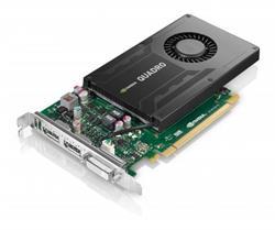 Lenovo Nvidia Quadro K2200 4GB DDR5 Dual-Link DVI-I 2x DP