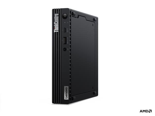 Lenovo TC M75q Gen 2 Tiny Ryzen 3 PRO 4350GE UMA 8GB 256GB SSD W10Pro cierny 3yOS