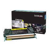 Lexmark C746, C748 Yellow Return Program Toner Cartridge 7K