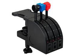 Logitech® G Saitek PRO Flight Throttle Quadrant - N/A - EMEA