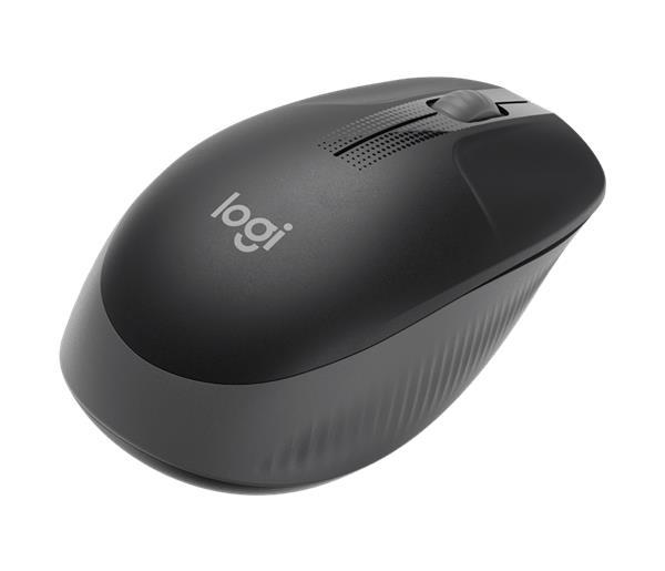 Logitech® M190 Full-size wireless mouse - CHARCOAL - EMEA