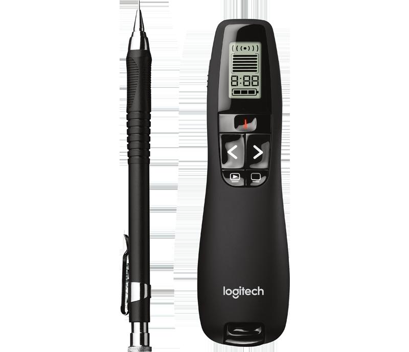 Logitech® R700 Professional Presenter - 2.4GHZ - EER2
