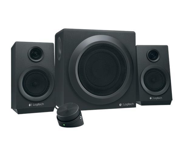Logitech® Z333 Multimedia Speakers - 3.5 MM - EU