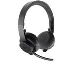 Logitech® Zone Wireless UC Bluetooth headset - GRAPHITE - BT - N/A - EMEA