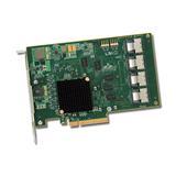 LSI SAS 9201-16I , PCI-E 6Gb/s, SATA/SAS HBA 16-ch, bulk