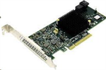 LSI SAS 9361, PCI-E 3.0 12Gb/s, SATA/SAS 2GB RAID0,1,10,5 ,6 8-ch, bulk