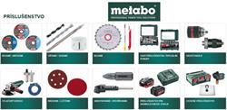 Metabo 2 HSS-Nože do hoblíka 260 mm