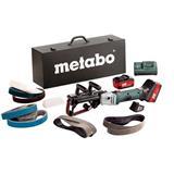Metabo RB 18 LTX 60 Set * Aku-Pásová brúska na rúry