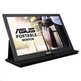 "Otvorený kus - ASUS MB169C+ 15,6"" IPS prenosný USB-C monitor 1920x1080 100mil:1 5ms 180cd USB3.0 čierny"