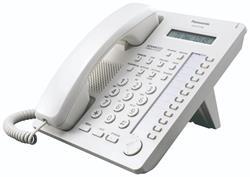 Panasonic analógový systémový telefón KX-AT7730 s displejom