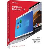 Parallels Desktop 15 for Mac Retail Box 1 LIC Europe