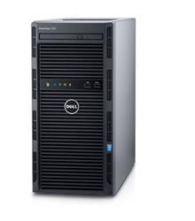 """Power Edge T140/Chassis 4 x 3.5""""/Xeon E-2224/16GB/1x1TB/DVD RW/On-Board LOM DP/SW PERC/iDRAC9 Bas/3Y Basic NBD"""