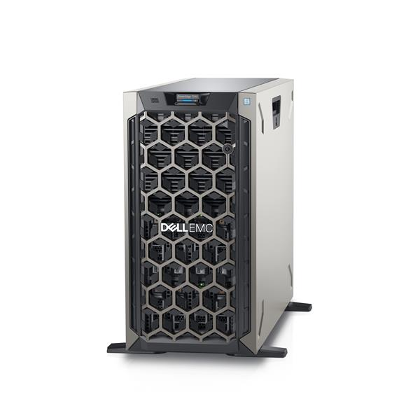"Power Edge T340/4x3,5""/E-2124/8GB/1x1TB 7,2K/Perc H330+/2y BS"