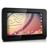 """Prestigio MultiPad 3027 7"""" TN 1024x600 1/8GB QuadCore1.2GHz WIFI 2700mAh CAM 0.3/2 Mpx Android 5.1 CIERNY"""