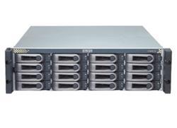 Promise Vtrak J610s-Dual, 3U Rack SAS JBOD for expansion E610s