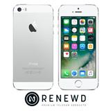 Renewd iPhone 5S Silver 64GB