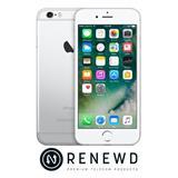 Renewd iPhone 6S Silver 64GB